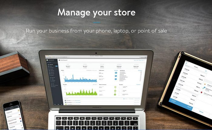 shopify point of sale feature